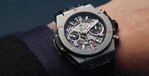 Une Big Bang Unico Titanium Ceramic 42mm ©DR